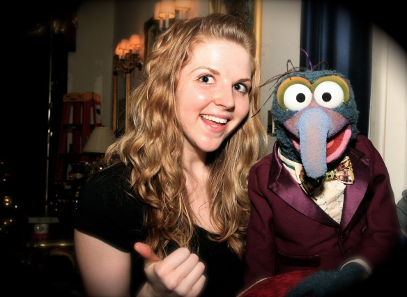 Hilary and Gonzo 2
