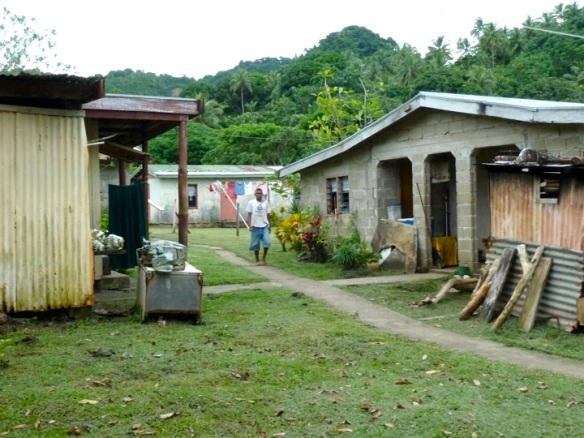 Dakuimbeqa Village