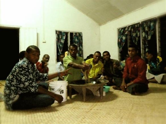 Chietan ceremony