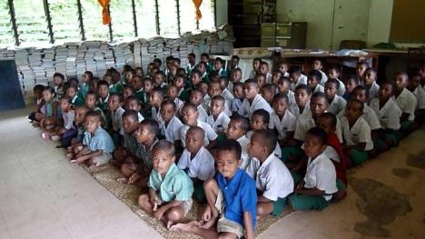 Fijian SchoolChildren